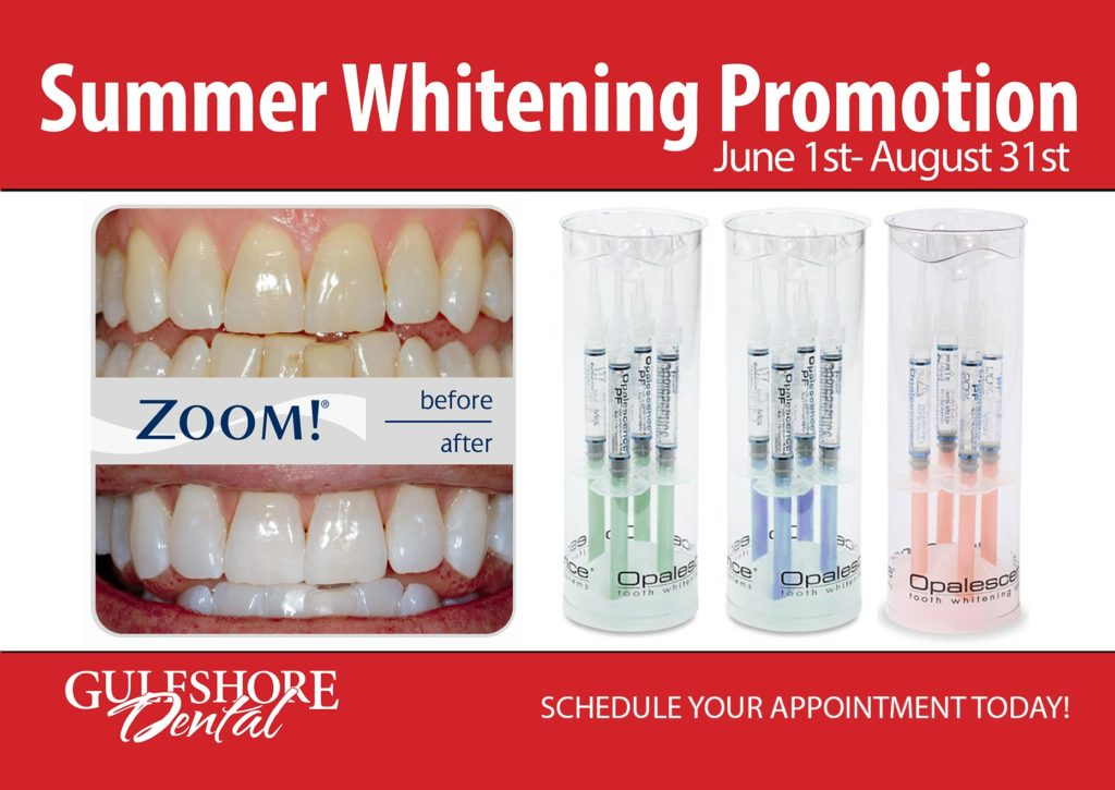 Summer Teeth Whitening Promotion